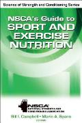 Nscas Guide to Sport & Exercise Nutrition