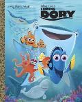 Finding Dory Big Golden Book Disney Pixar Finding Dory