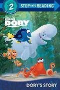 Dory's Story (Disney/Pixar Finding Dory)