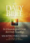 Bible NIV Daily In Chronological Order 365 Daily Readings