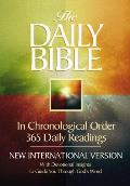 Bible Niv Daily In Chronological Order