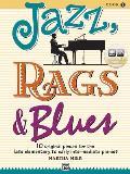 Jazz, Rags & Blues, Bk 1