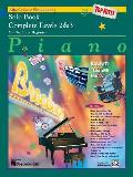 Alfred's Basic Piano Course, Top Hits! Solo Book Complete Levels 2 & 3