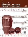 Progressive Steps To Bongo & Conga Drum