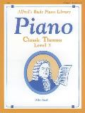 Alfreds Basic Piano Course Classic Themes Level 3