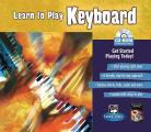 Learn to Play Keyboard: CD-ROM Jewel Case