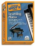 The Complete Idiot's Guide to Learning Piano: CD-ROM