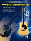 The Ultimate Beginner Series||||Ultimate Beginner -- Acoustic Guitar Complete