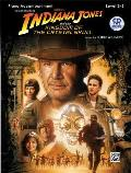 Indiana Jones and the Kingdom of the Crystal Skull Instrumental Solos: Piano Acc., Book & CD