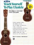Alfreds Teach Yourself to Play Ukulele C Tuning