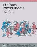 The Bach Family Boogie: Sheet