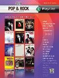 Sheet Music Playlist||||2011 Pop & Rock Sheet Music Playlist