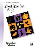 A Sweet Trick or Treat