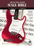 The Ultimate Guitar||||The Ultimate Guitar Scale Bible