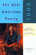 Best American Poetry 2001