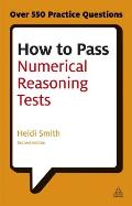 How to pass numerical reasoning tests; a step-by-step guide to learning key numeracy skills, 2d ed. (reprint, 2011)