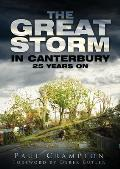 The Great Storm in Canterbury: 25 Years on