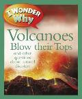I Wonder Why Volcanoes Blow Their Tops: And Other Questions about Natural Disasters