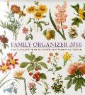 2016 Calendar: Family Organizer: The Ultimate Year Planner and Family Calendar