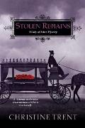 Stolen Remains A Lady of Ashes Mystery