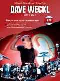Ultimate Play-Along||||Ultimate Play-Along Drum Trax Dave Weckl, Level 1, Vol 1