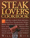 Steak Lovers Cookbook