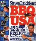 BBQ USA 425 Fiery Recipes from All Across America