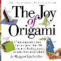 Joy of Origami With 100 Sheets of Origami Paper
