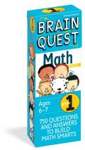 Brain Quest Grade 1 Math Basics