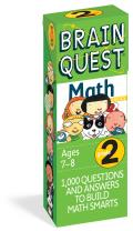 Brain Quest Grade 2 Math Basics