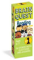 Brain Quest Reading Basics Grade 1 Revised 2nd Edition Ages 6 7