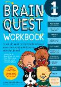 Brain Quest Grade 1 Workbook With Stickers