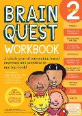 Brain Quest Grade 2 Workbook With Stickers