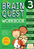 Brain Quest Grade 3 Workbook With Stickers