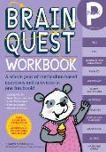 Brain Quest Workbook Pre K