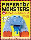 Papertoy Monsters 50 Cool Papertoys You Can Make Yourself