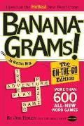 Bananagrams The on the Go Edition All New Word Games