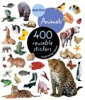 Eyelike Animals 400 Reusable Stickers Inspired by Nature