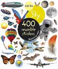 Eyelike Sky 400 Reusable Stickers Inspired by Nature