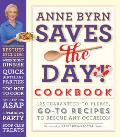 Save The Day Cookbook