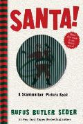 Santa A Scanimation Picture Book
