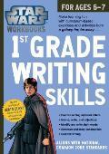 Star Wars Workbook 1st Grade Writing Skills