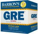 Barrons GRE Flash Cards 3rd Edition 500 Flash Cards to Help You Achieve a Higher Score