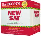 Barrons New SAT Flash Cards 3rd Edition 500 Flash Cards to Help You Achieve a Higher Score