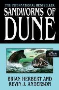 Sandworms Of Dune Hunters Of Dune 02