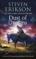 Dust of Dreams Malazan Book of the Fallen 9