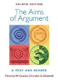 Aims Of Argument A Text & Reader 4th Edition