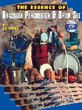 Essence of Brazilian Percussion & Drum Set With CD