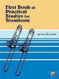 Practical Studies for Trombone, Bk 1
