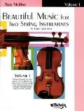 Beautiful Music for Two String Instruments, Bk 1